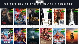 Top Movie Sites Free To (Watch Online & Download)