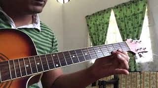 Oh fatimah-A.Ramlie(gitar cover)