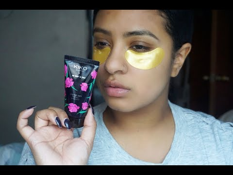 First Impression KIKO MILANO Black Mask (Into The Dark Capsule) | Vanity SM
