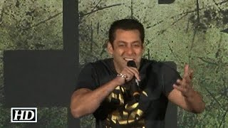 Salman Khan cracks jokes with reporters at Hero Music Launch