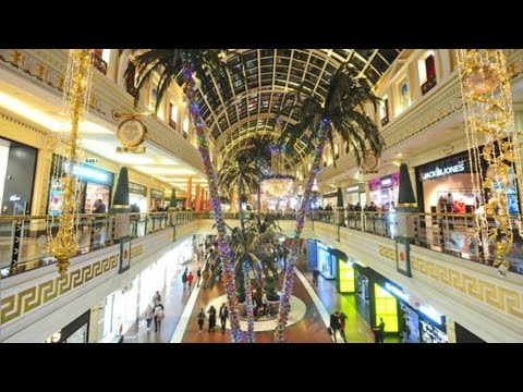Boxing Day Shopping,Trafford Centre, Manchester, 4K