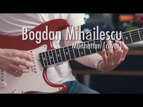Eric Johnson - Manhattan (Cover)