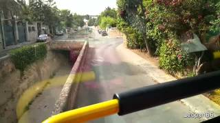 Palma de Mallorca - Tour bus view