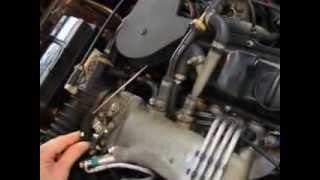 Стук двигателя Audi 80 B3 JN 1.8 1987