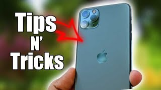 Top 30 iPhone 11 Pro Hidden Features TIPS \u0026 TRICKS You Should Know About