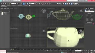 3ds Max для начинающих урок 11 ( окна проекций - Viewport )