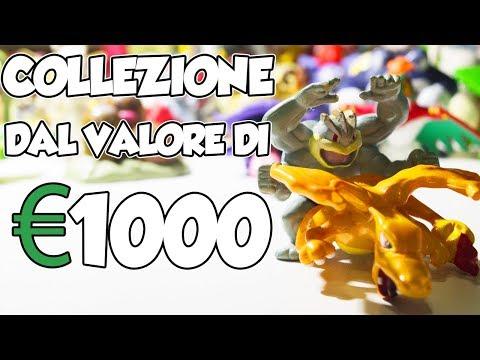 LA COLLEZIONE DI POKEMON PIU GRANDE IN ITALIA!? UN VALORE DI 1000 EURO!