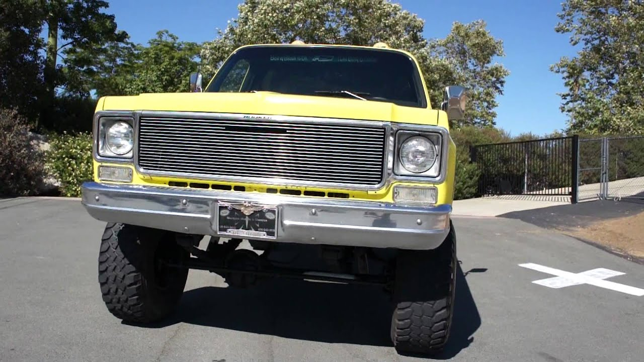 1975 chevy stepside shortbed k10 4x4 c10 pickup chevrolet gmc 1975 chevy stepside shortbed k10 4x4 c10 pickup chevrolet gmc youtube sciox Choice Image