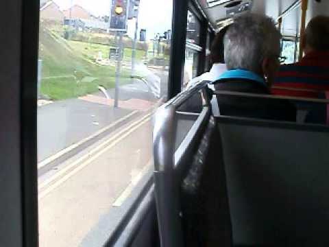 arriva yorkshire T639 EUB on the 209