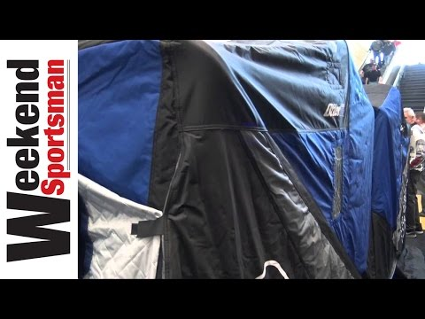 Otter Out Doors XT Lodge Ice Fishing Shelter | Weekend Sportsman #OtterOutDoors1