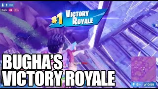 Fortnite World Cup winner Kyle 'Bugha' Giersdorf's victory royale | ESPN Esports