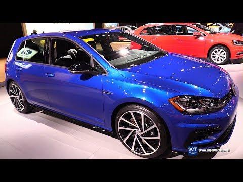 2018 Volkswagen Golf R - Exterior and Interior Walkaround - 2018 Chicago Auto Show
