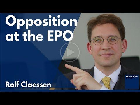 Patent Opposition Procedure Before the European Patent Office - Statistics #patent #rolfclaessen