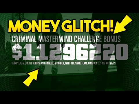 GTA 5 ONLINE MONEY GLITCH! MEGA EINFACHER GLITCH! PACIFIC STANDARD HEIST | [1.39] [GERMAN/Deutsch]