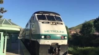 F59 Locomotives Bonus Clips Part 1(Feat. Shaves & Haircuts & Metrolink with K5LA)
