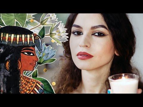 Секреты красоты царицы Клеопатры. История косметики и парфюмерии ☥ Anisia Beauty
