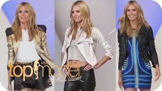Germany's next Topmodel 2015 | Ein Outfit für Heidi | ProSieben