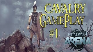 Total War Arena : Scipio Live Commentary -  Cavalry Tips And Tricks  #1