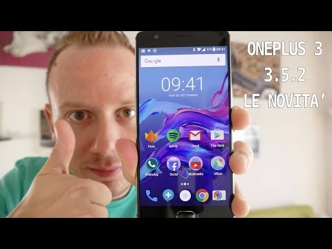 OnePlus 3 OxygenOS 3.5.2 Update Community Build   E che Update TOP!!