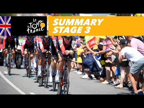 Summary – Stage 3 – Tour de France 2018