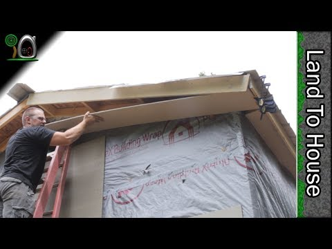 Fascia, Soffit, and Rake Trim - Build a Workshop #34