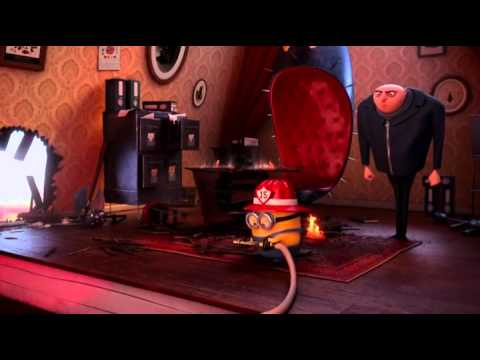 Despicable Me 2 - Promo - Firefighters - YouTube