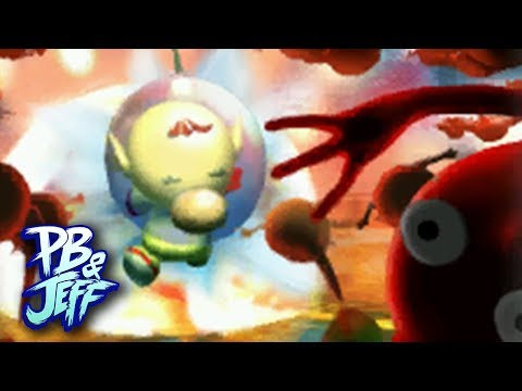 IS THAT A BOMB GUY?! - Pikmin 2 (Part 22)