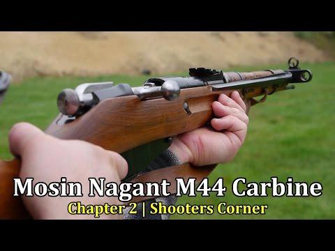 Mosin Nagant M44 Carbine | Chapter 2 (Shooter's Corner)