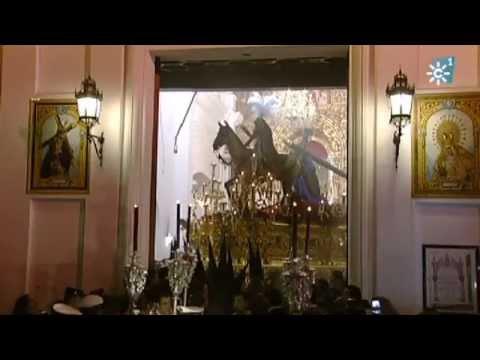 Semana Santa 2015 | La Madrugá: Salida de la Hermandad de la Esperanza de Triana (Sevilla)