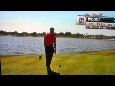 Tiger Woods Driver 2012 Bay Hill