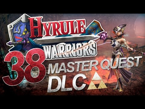 Let's Play HYRULE WARRIORS Part 38: MASTER QUEST DLC - Cia trifft auf Volga & Pyroma