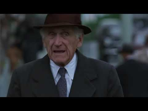 "The Shawshank Redemption:  Brooks: ""World got itself in a big damn hurry."""