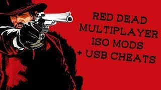 Red Dead Redemption & Undead Nightmare ISO Mods + Max Rank [DOWNLOADS] [XBOX360]