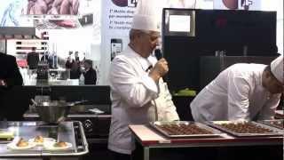 Uno spettacolo di pasticceria: Iginio Massari - Host 2011 - SECONDA PARTE
