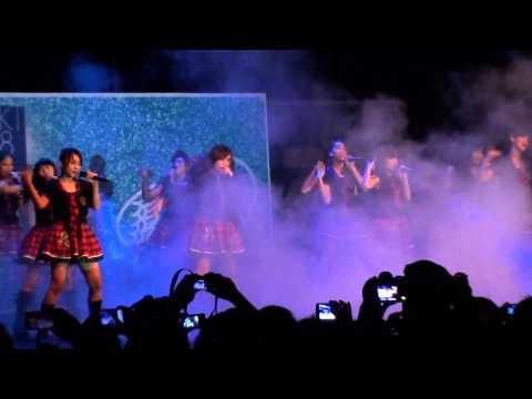 [FANCAM] JKT48 [Team K3] - Korogaru Ishi ni Nare at Balai Kartini 18 Mei 2014