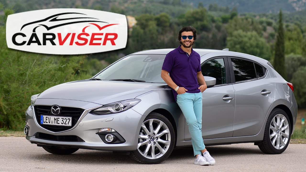mazda 3 1.5 dizel test sürüşü - review (english subtitled) - youtube