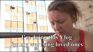 Stuck in Serbia and can't get out, pt.20- Why I'm doing this stupid vlog in the 1st place