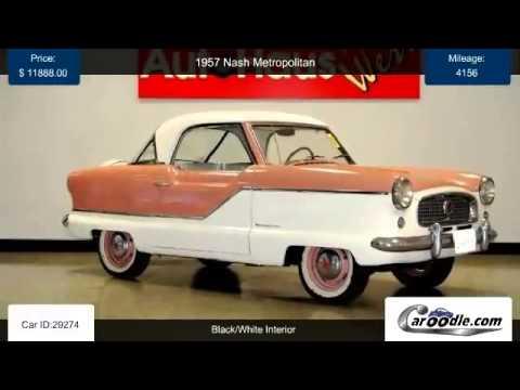 Used 1957 Nash Metropolitan in Costa Mesa, CA