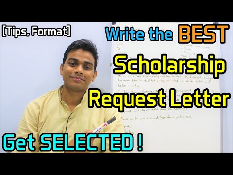 HOW TO WRITE THE BEST SCHOLARSHIP ESSAY from YouTube · Duration:  12 minutes 2 seconds