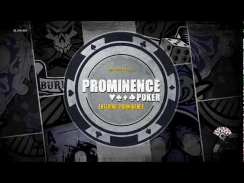 Prominence Poker 4 Hour Xbox One Marathon Livestream