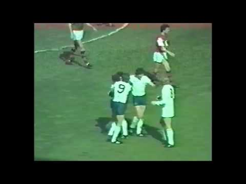 1983 Tottenham 5 Arsenal 0 at White Hart Lane (Poor Quality Film but quality)