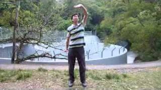 健體八段錦 初學練習