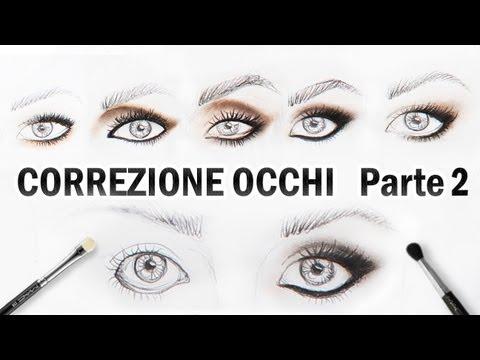 Trucco Correttivo Occhi PICCOLI,GRANDI,CADENTI   MrDanielmakeup