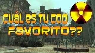Cuál es tu Call of duty preferido?? |Bomba Nuclear [XIV] UMP-45|