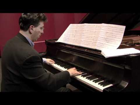 Jeffrey Biegel plays Sleigh Ride from A Steinway Christmas Album