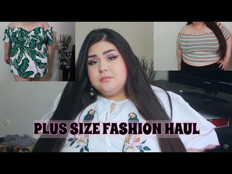 4bafc6f22a1 PLUS SIZE TRY ON HAUL  PRETTY LITTLE THING