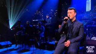 "Sam Smith on Austin City Limits ""How Will I Know"""
