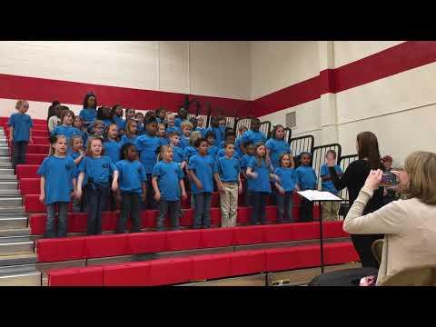 """LOL (Laugh Out Loud"""" - Eufaula Primary School 2nd Gr Chorus, Eufaula, AL"