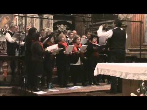 Coro Tre Ponti - Bidi Bom (D. Eddleman) - Dolce energia verso il Natale 2011