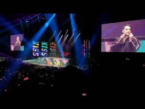 DUA LIPA X BLACKPINK ( LIVE ) - KISS AND MAKE UP - NEWARK CONCERT